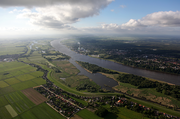 Bild: FR-3 Weser in Höhe Bremen © terra-air-services