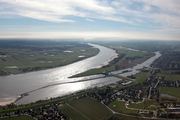 F6 Einmündung Hunte in Weser · Foto: ©terra-air-services